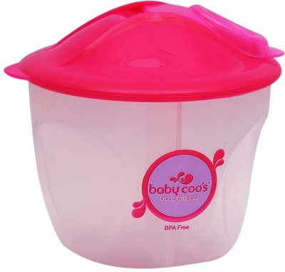 Baby Coo's Portion Pourer  - Polypropylene(Pink)
