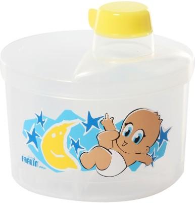 Farlin Milk Powder Container - Round  - Polypropylene(Yellow)