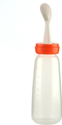 MeeMee Weaning Bottle - Food Feeder  - Polypropylene