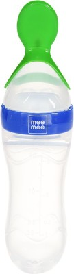 Mee Mee Food Feeder For Infants  - Plastic(Blue)