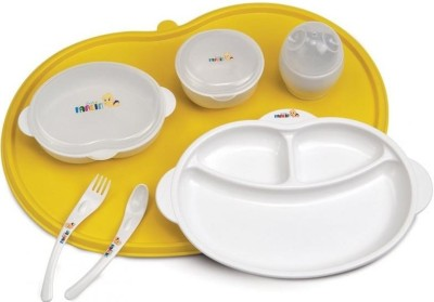 Farlin Microwave Tableware Set For Toddlers  - Plastic