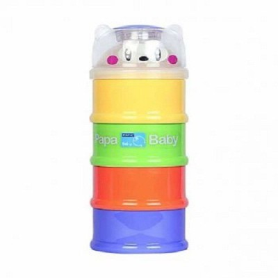 Baby's Clubb Milk Powder Container  - Plastic