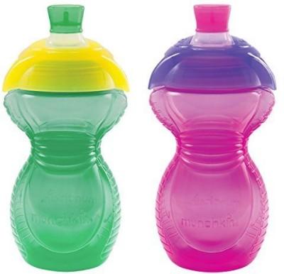 Munchkin Munchkin Cup  - Plastic(Green/Pink)