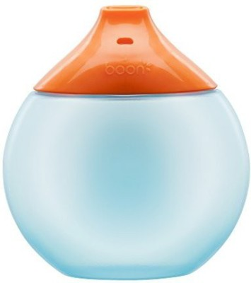 Boon Fluid Sippy Cup  - Plastic(Blue, Orange)