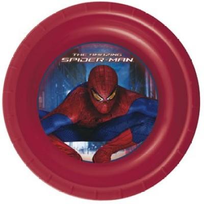 OnlyKidz Pp Bowl Spiderman  - Plastic
