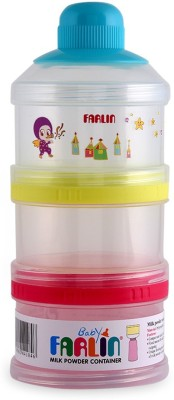 Farlin Milk Powder Container - Tall  - Polypropylene
