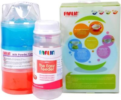 Farlin Feeding Set A  - Plastic, Rubber