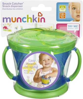 Munchkin Snack Catcher  - Plastic