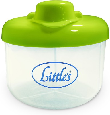 Little's Milk Powder Container  - Plastic(Green)