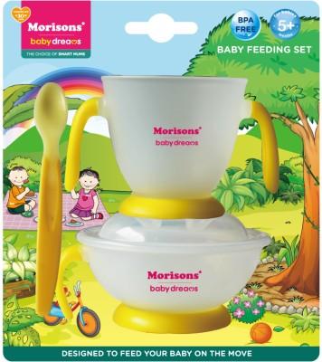 Baby Dreams Feeding Set  - Food Grade Plastic