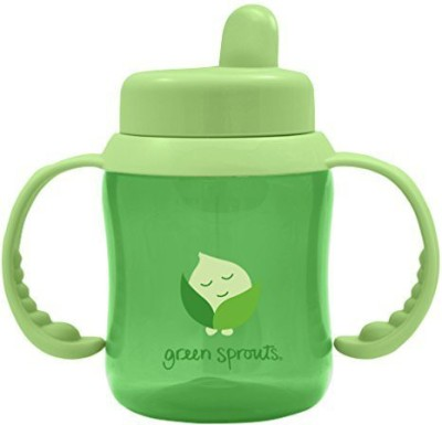 Green Sprouts Green Sprouts Cup  - Plastic(Green)