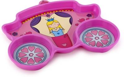 Hungry Caterpillar Me Time - Princess Plate  - BPA Free