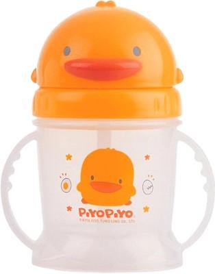 Piyo Piyo Anti-Bacterial Training Cup  - Polystyrene, Polypropylene, Silicon
