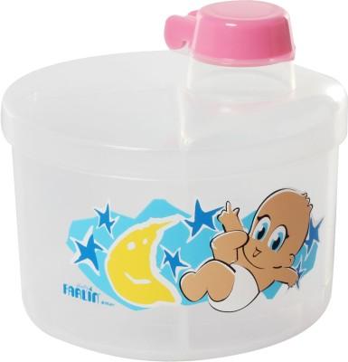 Farlin Milk Powder Container - Round  - Polypropylene