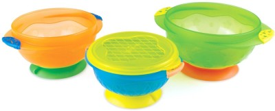 Munchkin Stay Put Suction Bowl  - Plastic