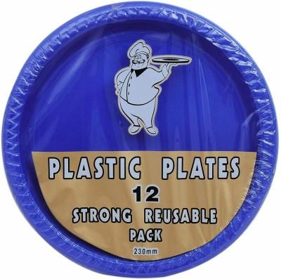 Ollington St. Collection Party Plates  - Plastic