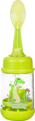 Nuby Infant Feeder Transition from Bottle to Spoon