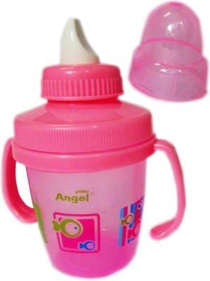 Stony Angel 2-Step Training Cup (Nipple and Spout)  - Polypropylene, BPA free