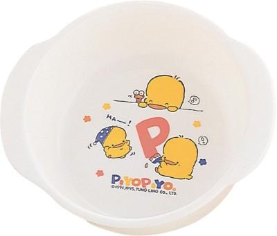 Piyo Piyo Baby milk bowl-1  - Plastic Material