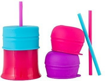 Boon Boon Cup  - Plastic(Pink/Purple/Blue)