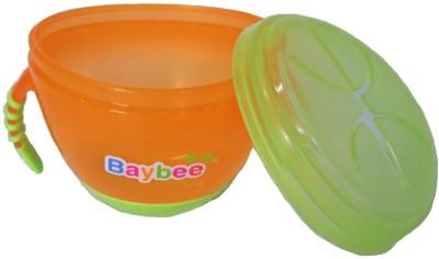 Baybee Non-Spillable Baby Snack Box  - Polypropylene, BPA free