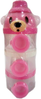 Baby's Clubb Milk Powder Container Side Open  - Plastic