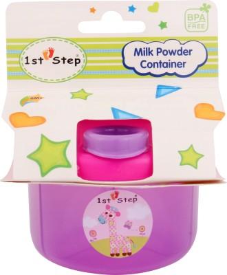 1st Step Milk Powder Container  - Food Grade Plastic