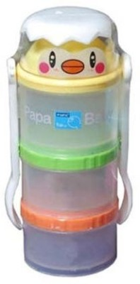 Babys Clubb Milk Powder Container With Fork and Spoon  - Plastic