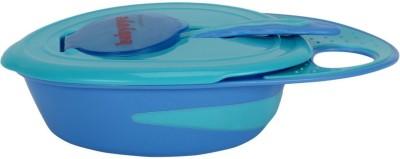 Babyoye Feeding Bowl Oval-With Spoon  - Plastic