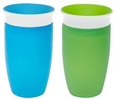 Munchkin Munchkin Cup  - Plastic(Green/Blue)