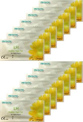 INNOVITA OVULATION KIT-pack of 14 strips Ovulation Kit(14 Tests, Pack of 14)