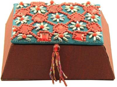 Zari Boxes ZBD-AAA833 Wooden Gift Box(Maroon)