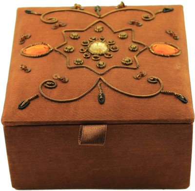 Zari Boxes ZBD-AAA097 Wooden Gift Box(Brown)