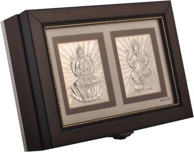 Silverzz gb01 Wooden, Silver Gift Box