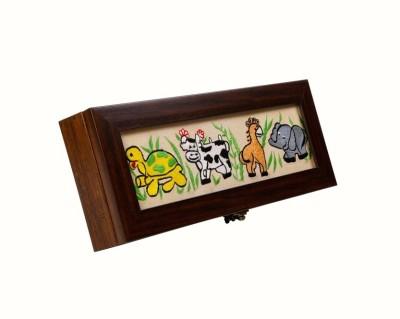 I Village JC38A Wooden Gift Box