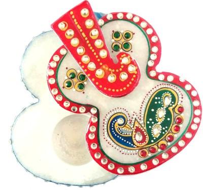 Govindam Chopda Ganesh Marble, Crystal Gift Box