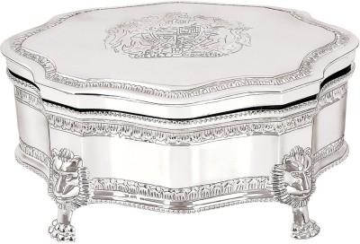 Ekaani EK584 Silver Plated Gift Box