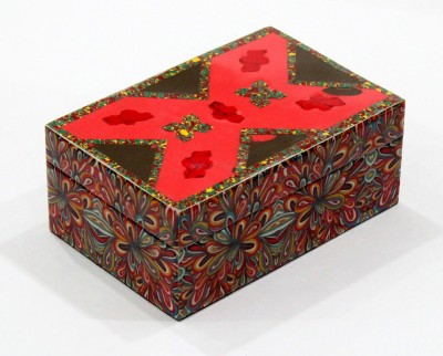 United Trade Linkers B157 Wooden Gift Box