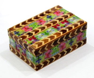 United Trade Linkers B129 Wooden Gift Box