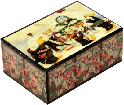 United Trade Linkers B63 Wooden Gift Box