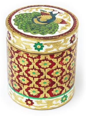 Lokalart LKA021103 Brass, Wooden Gift Box