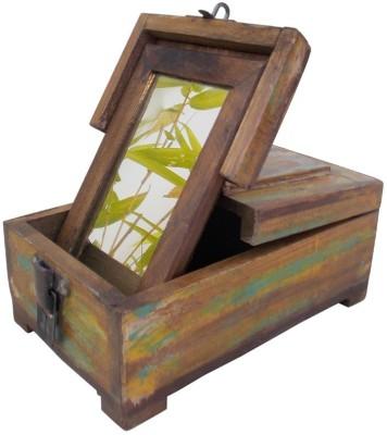 Indune Lifestyle MAJ586017 Wooden Gift Box