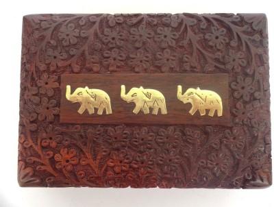 Woodpedlar Single _2 Wooden Gift Box