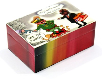United Trade Linkers B243 Wooden Gift Box