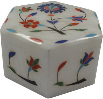 Pooja Creation boxy031 Marble Gift Box