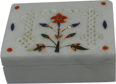 Pooja Creation bxy025 Marble Gift Box