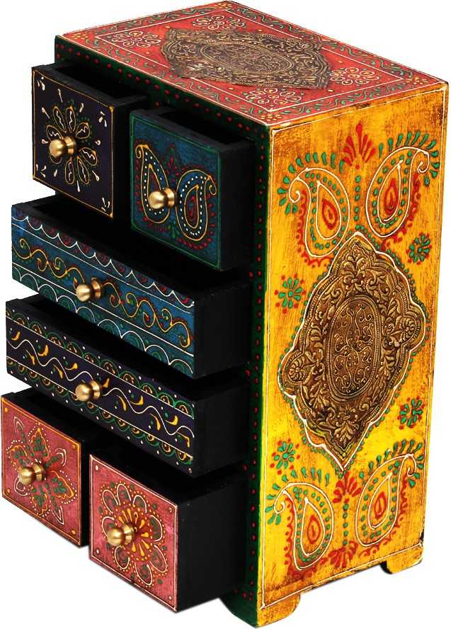 Shreeng SEBH029 Wooden Gift Box(Multicolor)
