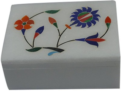 Pooja Creation bxy040 Marble Gift Box