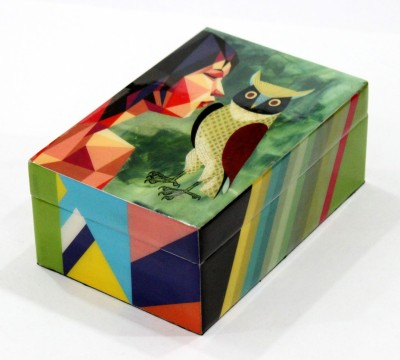 United Trade Linkers B183 Wooden Gift Box