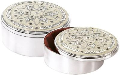 Ekaani EK526 Silver Plated Gift Box